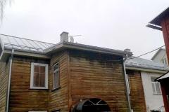 KÜ Kastani 63 katuse renoveerimine